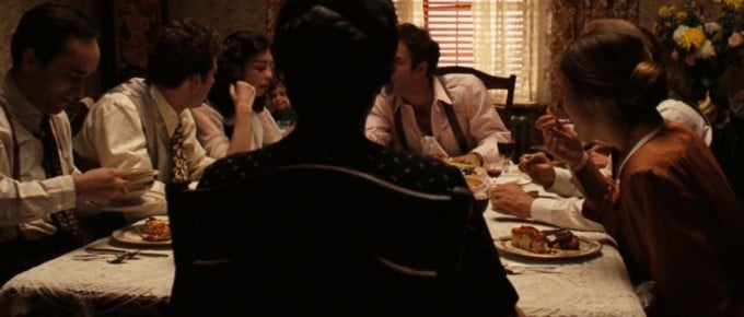 Godfather table