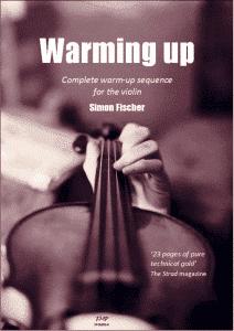Fischer Warming Up