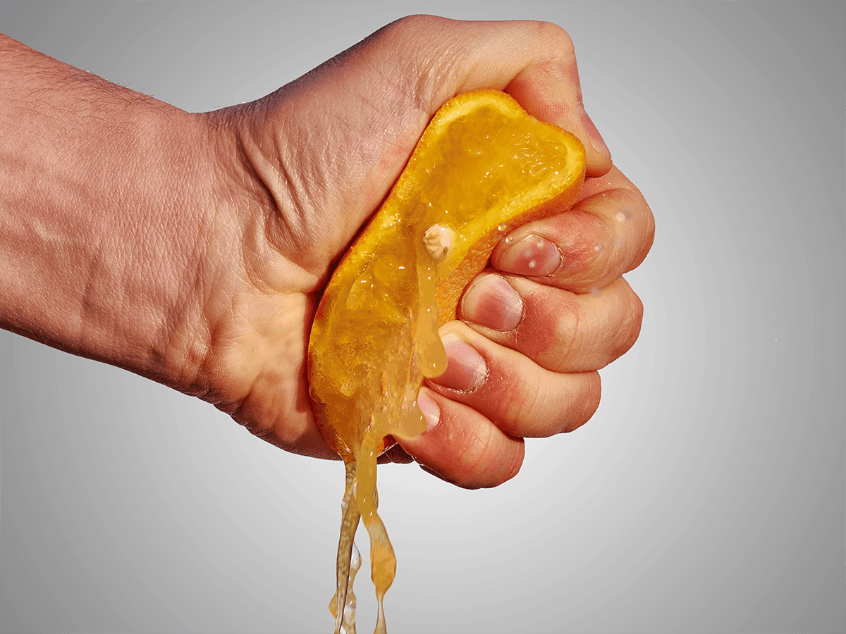 Rid yourself of damaging left hand tension: find your MVP