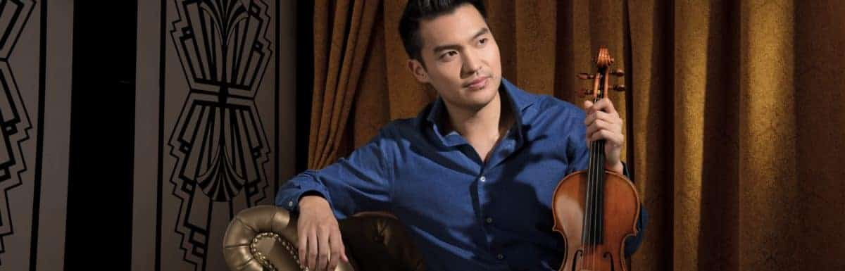 020: Ray Chen – how insecurity leads to maturity