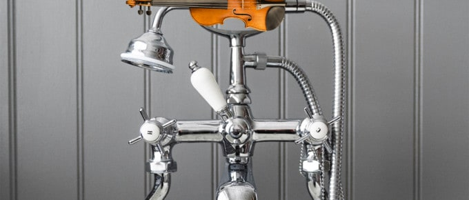 The Three Variables faucet