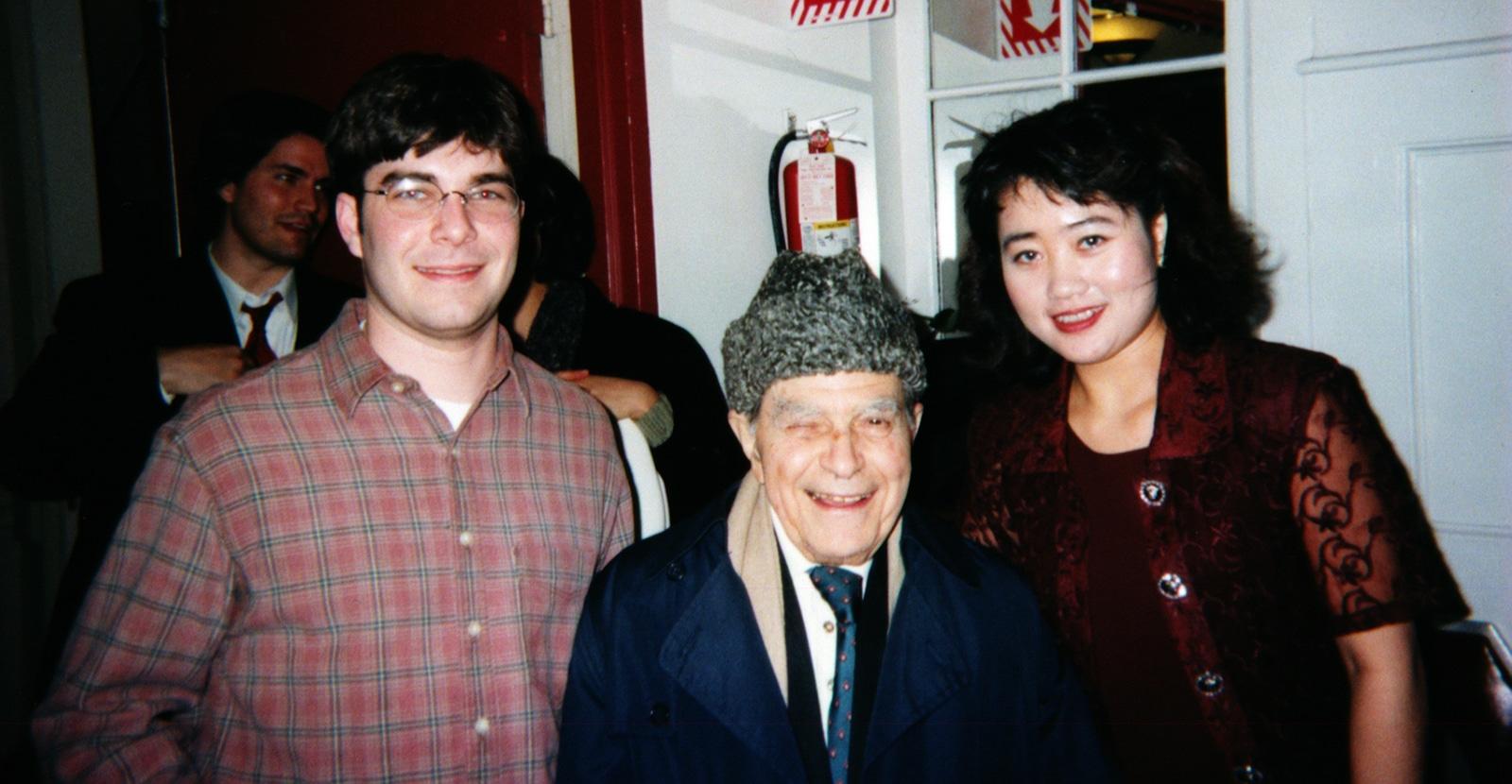 Nathan, Felix Galimir, and Tina Qu